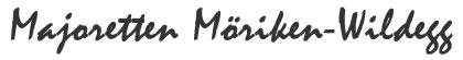 Majoretten Möriken-Wildegg